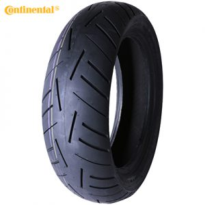 Continental's Latest and Greatest Scooter Tire