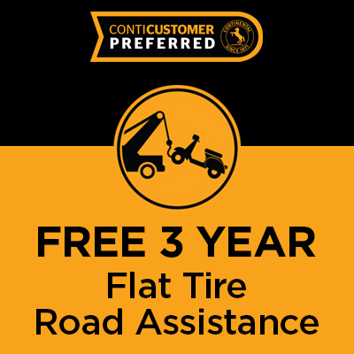 Continental Tire Road Assistance